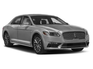 2019 Lincoln Continental Pictures Continental Black Label AWD photos side front view