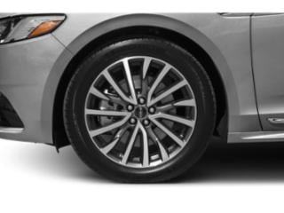 2019 Lincoln Continental Pictures Continental Black Label AWD photos wheel