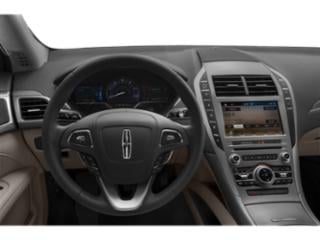 2019 Lincoln MKZ Pictures MKZ Hybrid Reserve II FWD photos driver's dashboard
