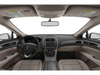 2019 Lincoln MKZ Pictures MKZ Hybrid Reserve II FWD photos full dashboard