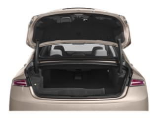 2019 Lincoln MKZ Pictures MKZ Hybrid Reserve II FWD photos open trunk