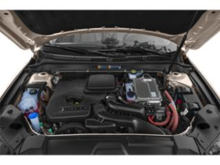 2019 Lincoln MKZ Pictures MKZ Hybrid Reserve II FWD photos engine
