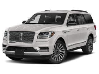 2019 Lincoln Navigator Pictures Navigator Black Label 4x4 photos side front view