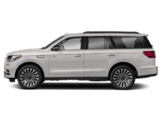 2019 Lincoln Navigator Pictures Navigator Black Label 4x4 photos side view