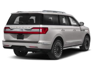2019 Lincoln Navigator Pictures Navigator Black Label 4x4 photos side rear view