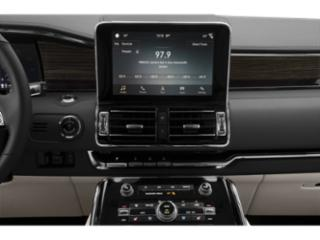 2019 Lincoln Navigator Pictures Navigator Black Label 4x4 photos stereo system