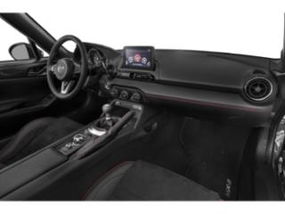 2019 Mazda MX-5 Miata RF Pictures MX-5 Miata RF Club Manual photos passenger's dashboard