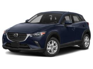 2019 Mazda CX-3 Pictures CX-3 Touring AWD photos side front view