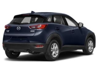 2019 Mazda CX-3 Pictures CX-3 Grand Touring AWD photos side rear view