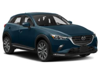 2019 Mazda CX-3 Pictures CX-3 Sport AWD photos side front view