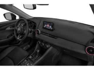 2019 Mazda CX-3 Pictures CX-3 Grand Touring AWD photos passenger's dashboard