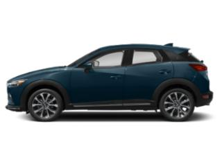 2019 Mazda CX-3 Pictures CX-3 Touring FWD photos side view