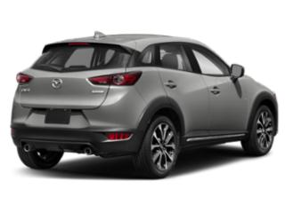 2019 Mazda CX-3 Pictures CX-3 Touring FWD photos side rear view