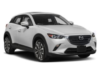 2019 Mazda CX-3 Pictures CX-3 Touring FWD photos side front view