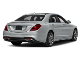 2019 Mercedes-Benz S-Class Pictures S-Class S 450 Sedan photos side rear view