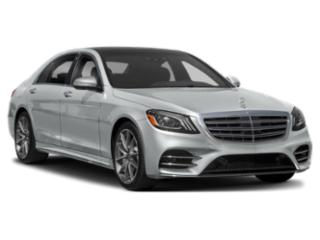 2019 Mercedes-Benz S-Class Pictures S-Class S 450 4MATIC Sedan photos side front view