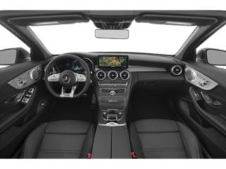 2019 Mercedes-Benz C-Class Pictures C-Class AMG C 63 S Sedan photos full dashboard