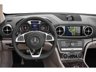 2019 Mercedes-Benz SL Pictures SL SL 550 Roadster photos driver's dashboard