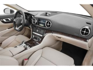 2019 Mercedes-Benz SL Pictures SL SL 550 Roadster photos passenger's dashboard