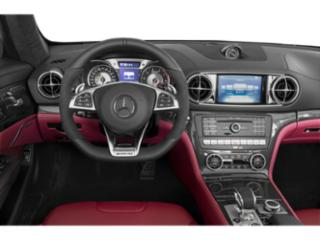 2019 Mercedes-Benz SL Pictures SL AMG SL 63 Roadster photos driver's dashboard