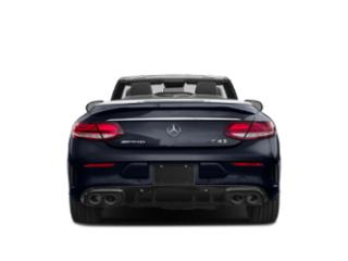 2019 Mercedes-Benz C-Class Pictures C-Class AMG C 43 4MATIC Coupe photos rear view