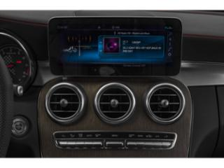 2019 Mercedes-Benz C-Class Pictures C-Class AMG C 43 4MATIC Coupe photos stereo system