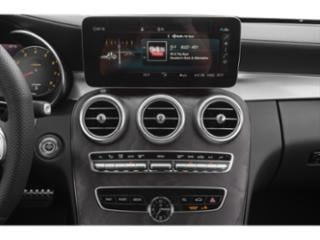 2019 Mercedes-Benz C-Class Pictures C-Class AMG C 43 4MATIC Sedan photos stereo system