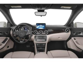 2019 Mercedes-Benz CLA Pictures CLA CLA 250 4MATIC Coupe photos full dashboard