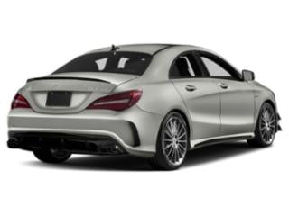 2019 Mercedes-Benz CLA Pictures CLA AMG CLA 45 4MATIC Coupe photos side rear view