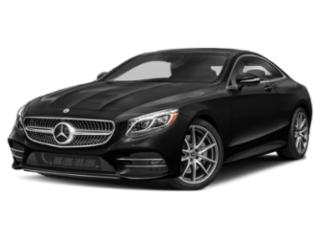 2019 Mercedes-Benz S-Class Pictures S-Class S 560 4MATIC Coupe photos side front view