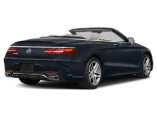 2019 Mercedes-Benz S-Class Pictures S-Class S 560 4MATIC Coupe photos side rear view