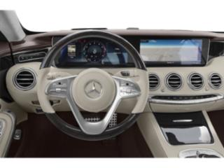 2019 Mercedes-Benz S-Class Pictures S-Class S 560 4MATIC Coupe photos driver's dashboard