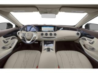2019 Mercedes-Benz S-Class Pictures S-Class S 560 4MATIC Coupe photos full dashboard
