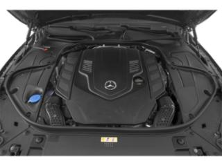 2019 Mercedes-Benz S-Class Pictures S-Class S 560 4MATIC Coupe photos engine
