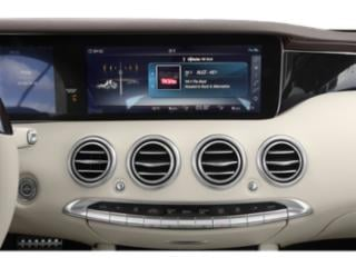 2019 Mercedes-Benz S-Class Pictures S-Class S 560 4MATIC Sedan photos stereo system