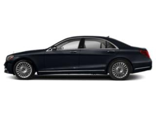 2019 Mercedes-Benz S-Class Pictures S-Class S 560 Sedan photos side view