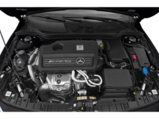 2019 Mercedes-Benz GLA Pictures GLA AMG GLA 45 4MATIC SUV photos engine