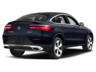 2019 Mercedes-Benz GLC Pictures GLC GLC 300 4MATIC Coupe photos side rear view