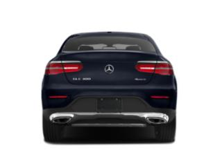 2019 Mercedes-Benz GLC Pictures GLC GLC 300 4MATIC Coupe photos rear view