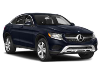 2019 Mercedes-Benz GLC Pictures GLC GLC 300 4MATIC Coupe photos side front view