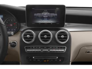 2019 Mercedes-Benz GLC Pictures GLC GLC 300 4MATIC Coupe photos stereo system