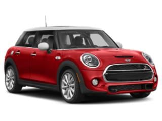 2019 MINI Hardtop 4 Door Pictures Hardtop 4 Door Cooper FWD photos side front view