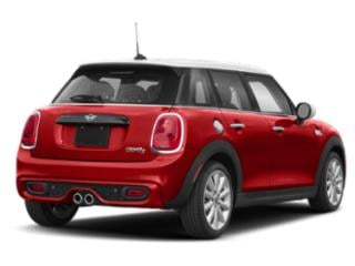 2019 MINI Hardtop 4 Door Pictures Hardtop 4 Door Cooper FWD photos side rear view