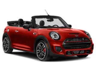 2019 MINI Convertible Pictures Convertible Cooper FWD photos side front view