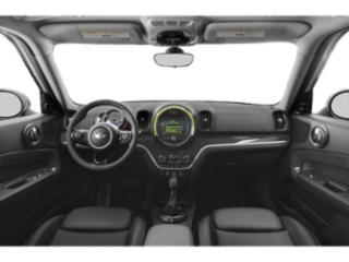 2019 MINI Countryman Pictures Countryman Cooper FWD photos full dashboard