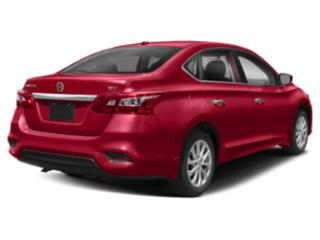2019 Nissan Sentra Pictures Sentra SL CVT photos side rear view