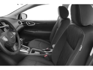 2019 Nissan Sentra Pictures Sentra SL CVT photos front seat interior