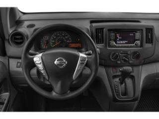 2019 Nissan NV200 Compact Cargo Pictures NV200 Compact Cargo I4 S photos driver's dashboard