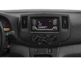 2019 Nissan NV200 Compact Cargo Pictures NV200 Compact Cargo I4 S photos stereo system