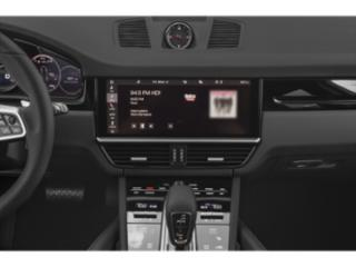 2019 Porsche Cayenne Pictures Cayenne Turbo AWD photos stereo system
